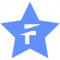 this is the logo for Fitness Training Star