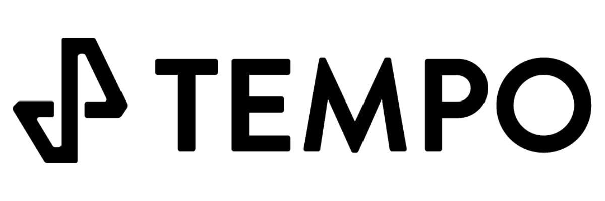 branded logo of Tempo Studio AKA tempo.fit