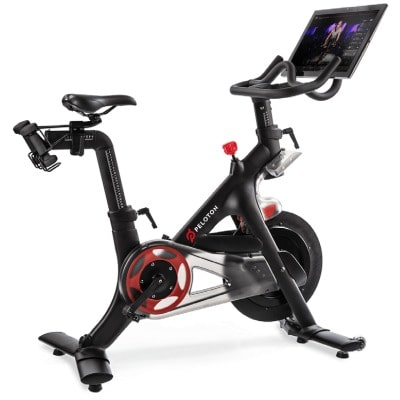 the mecca of all exercise bikes - the peloton