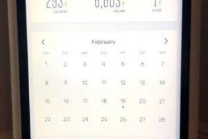 calendar in tempo studio