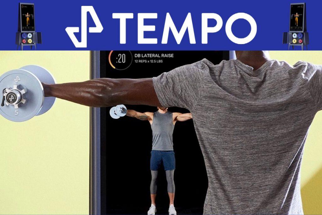 strength training with tempo studio