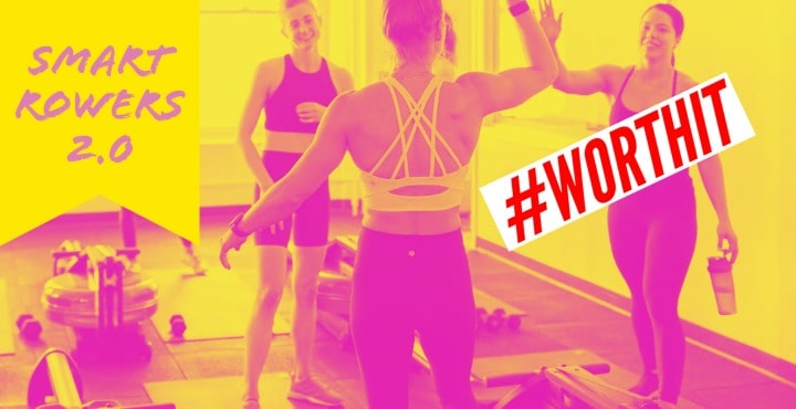 smart rowers 2.0 worth investing art graphic