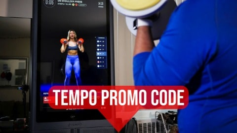 tempo home gym coupon code