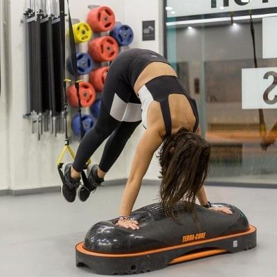 strength and balance training