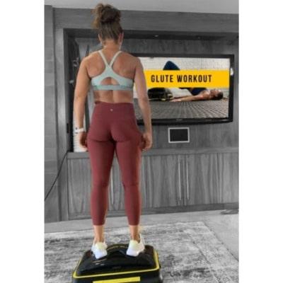 glute workout premium content