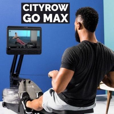 city row go max rower