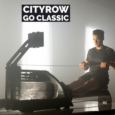 city row go classic rower