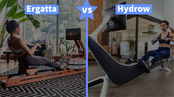 ergatta or hydrow best choice